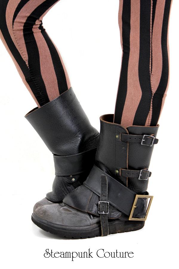 Polainas de Steampunk Couture y chaquetilla. 59096411