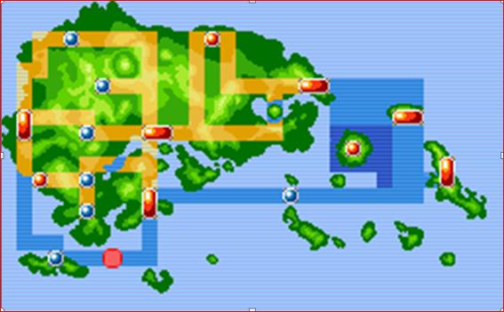 Navio Abandonado Mapa11