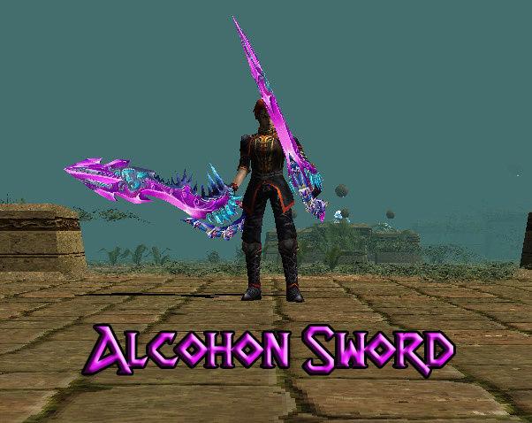 Armas Custom Para Todos Los Personajes Alcoho10