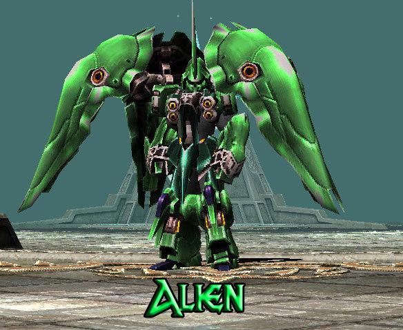 SET CUSTOM Para Todos Los Personajes Alien10