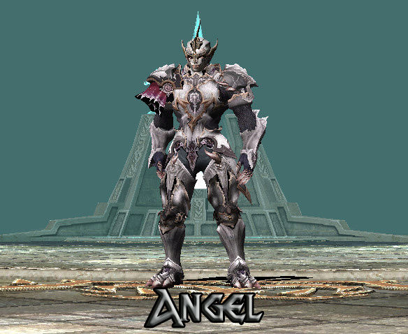 SET CUSTOM Para Todos Los Personajes Angel10