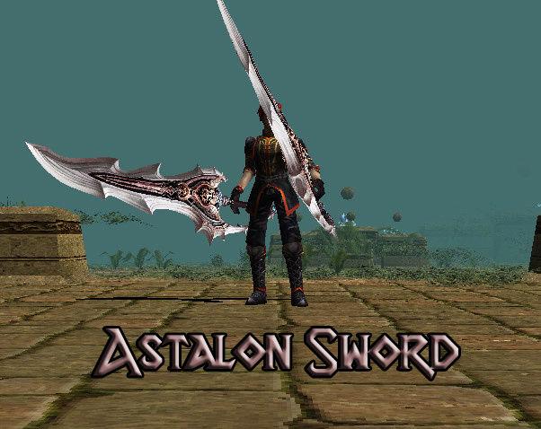 Armas Custom Para Todos Los Personajes Astalo10