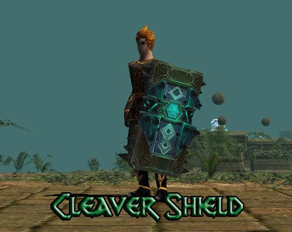 Armas Custom Para Todos Los Personajes Cleave10