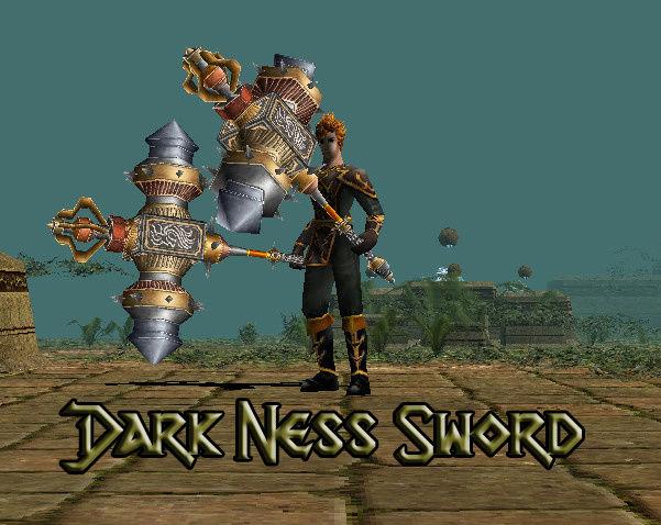 Armas Custom Para Todos Los Personajes Dark_n10