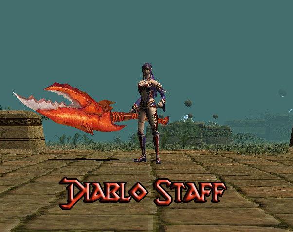 Armas Custom Para Todos Los Personajes Diablo10