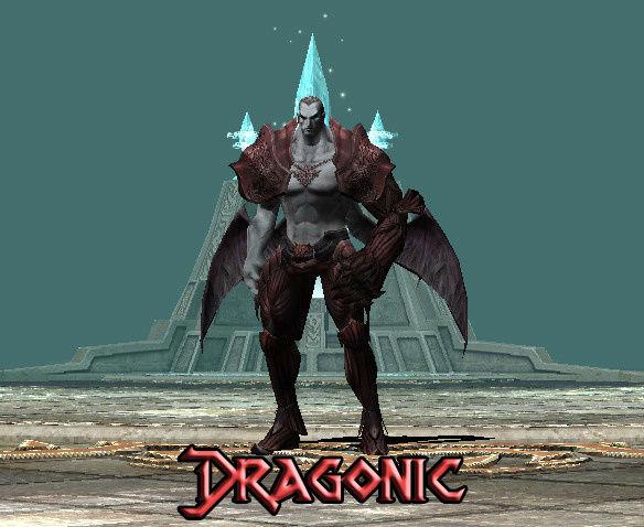SET CUSTOM Para Todos Los Personajes Dragon10