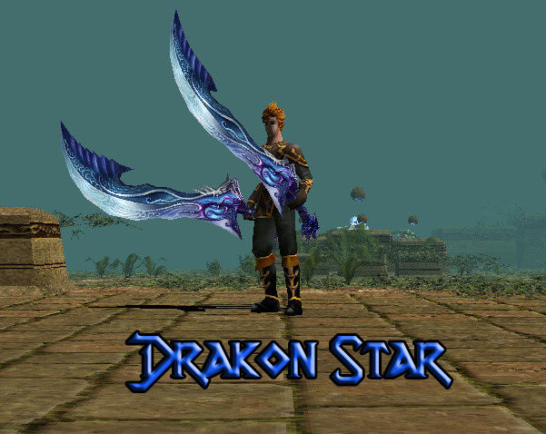 Armas Custom Para Todos Los Personajes Drakon10