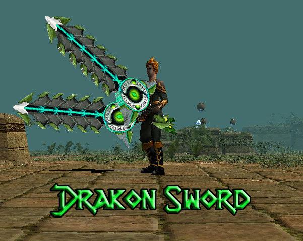 Armas Custom Para Todos Los Personajes Drakon11