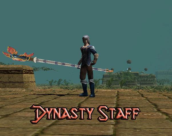 Armas Custom Para Todos Los Personajes Dynast10