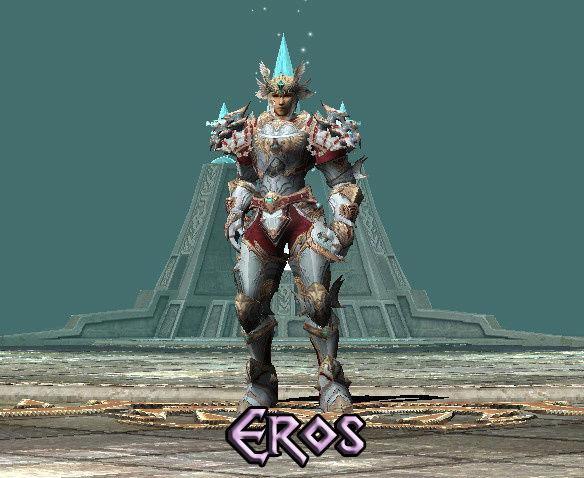 SET CUSTOM Para Todos Los Personajes Eros10
