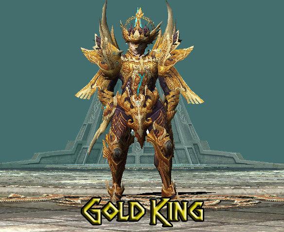 SET CUSTOM Para Todos Los Personajes Gold_k10