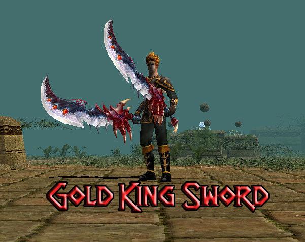 Armas Custom Para Todos Los Personajes Gold_k12