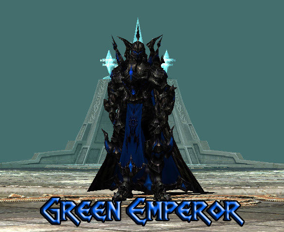 SET CUSTOM Para Todos Los Personajes Green_10