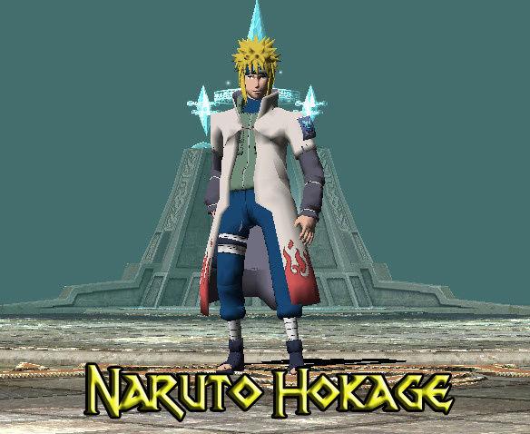 SET CUSTOM Para Todos Los Personajes Naruto10