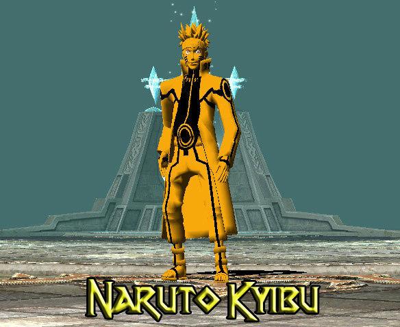 SET CUSTOM Para Todos Los Personajes Naruto11