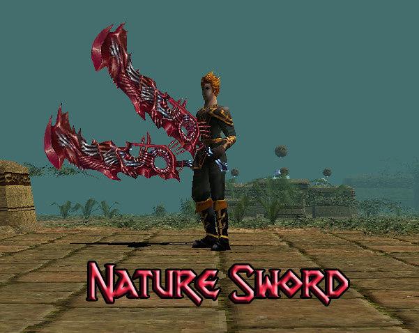 Armas Custom Para Todos Los Personajes Nature10