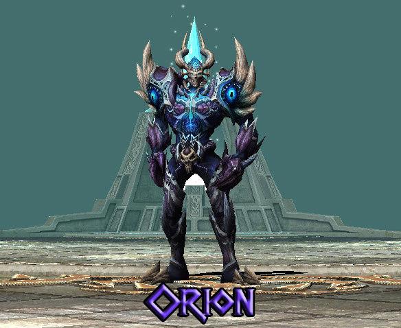 SET CUSTOM Para Todos Los Personajes Orion10