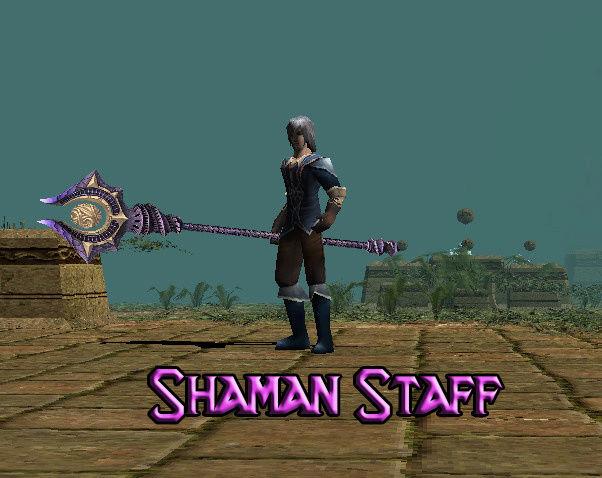 Armas Custom Para Todos Los Personajes Shaman10