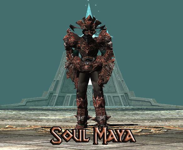 SET CUSTOM Para Todos Los Personajes Soul_m10