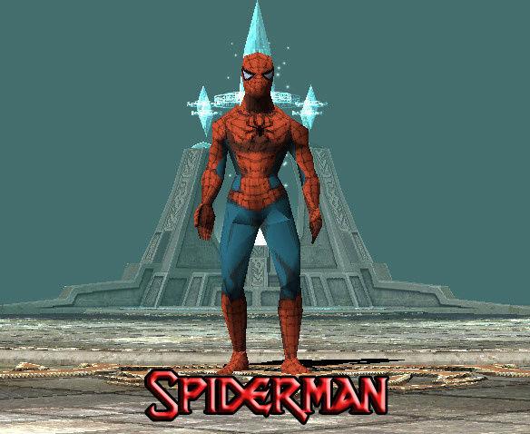 SET CUSTOM Para Todos Los Personajes Spider10