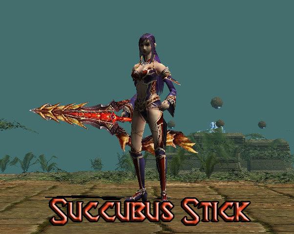 Armas Custom Para Todos Los Personajes Succub11