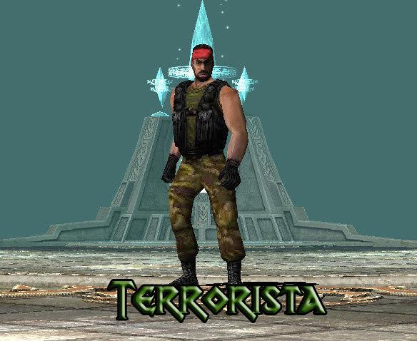 SET CUSTOM Para Todos Los Personajes Terror10