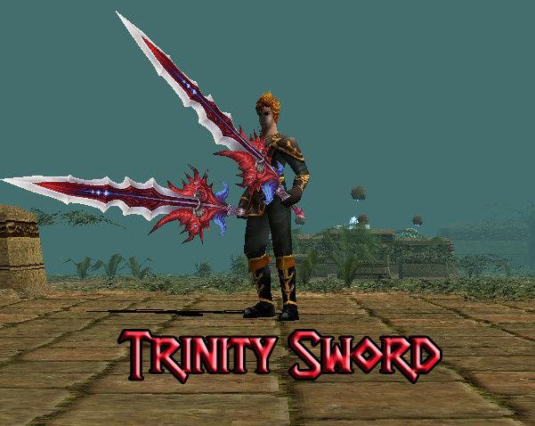 Armas Custom Para Todos Los Personajes Trinit10