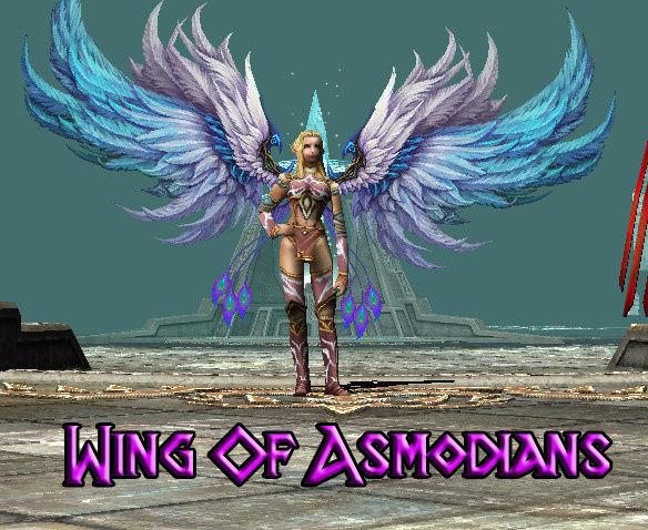 Alas Custom Para Todos Los Personajes Wing_o12