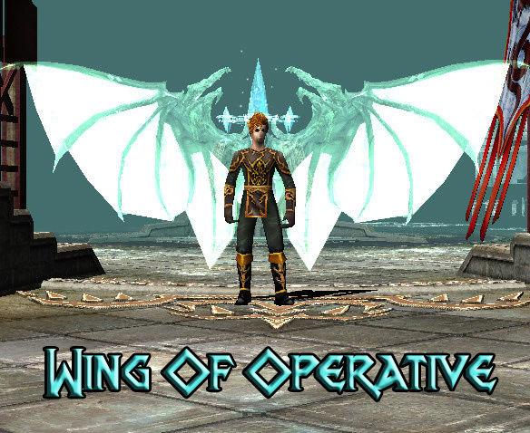 Alas Custom Para Todos Los Personajes Wing_o20
