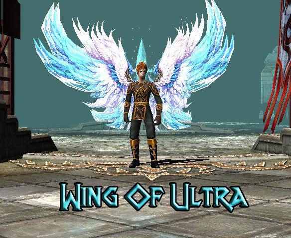 Alas Custom Para Todos Los Personajes Wing_o25