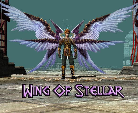 Alas Custom Para Todos Los Personajes Wing_o28