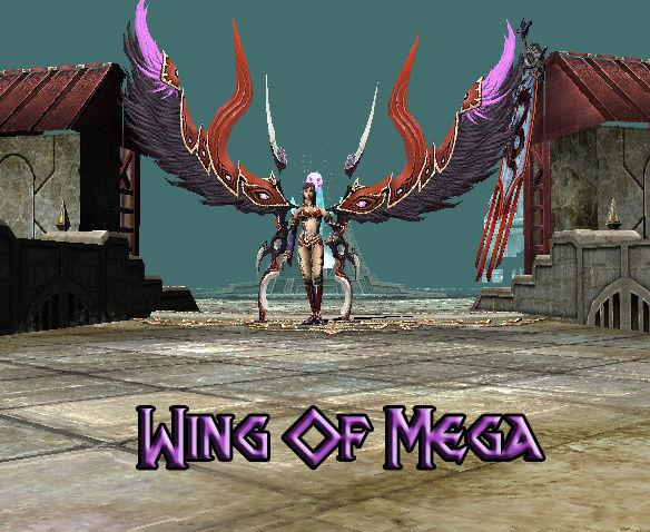 Alas Custom Para Todos Los Personajes Wing_o29