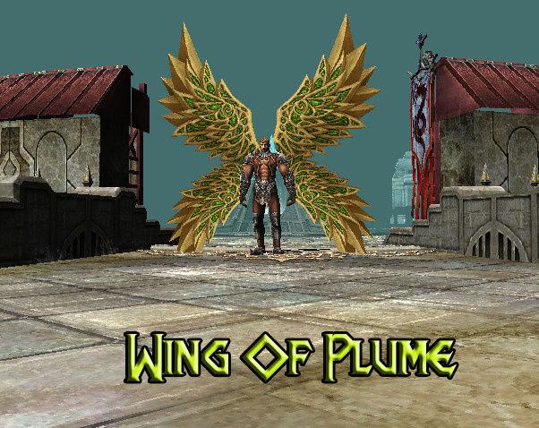 Alas Custom Para Todos Los Personajes Wing_o31