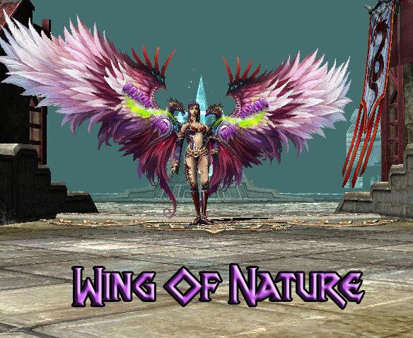 Alas Custom Para Todos Los Personajes Wing_o32