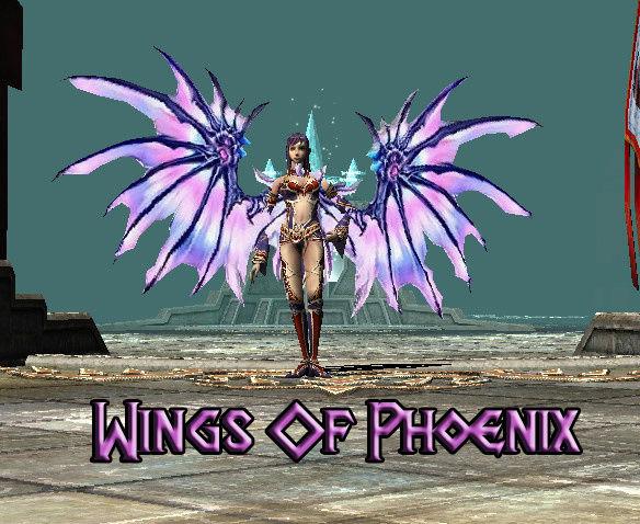Alas Custom Para Todos Los Personajes Wings_10