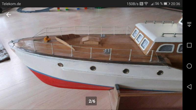 Restaurationsbericht der 20m Reiseyacht von MOBA Screen10