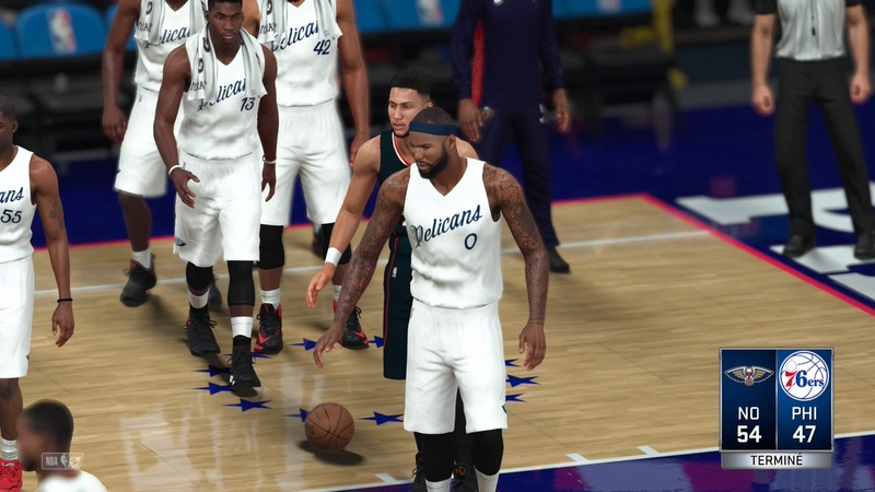New Orleans Pelicans  Nola110