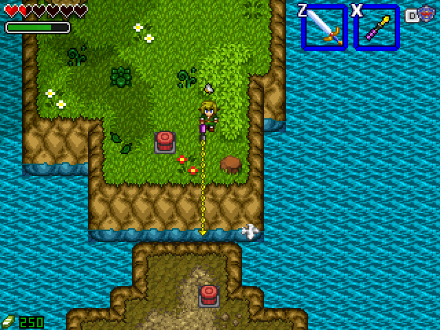 [RPG Maker ] The Legend of Zelda: Trident of Power (RM 2k3) 1010