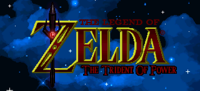 [RPG Maker ] The Legend of Zelda: Trident of Power (RM 2k3) Titulo10