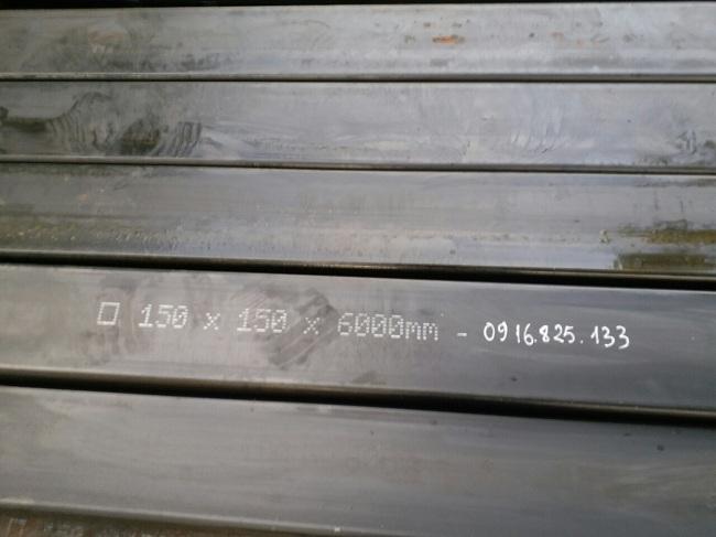 """""""""""//Thép hộp vuông 150x150(thép hộp 150x150)--HV 150x150x5, 150x150x6 150_1510"""