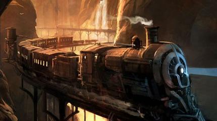 Les passages du tram