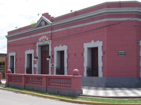 SUSPENDIDA.  RODADA DE ASPIRANTES - RAMALLO (BS. AS.) - 19 Y 20 DE MAYO DE 2018 Museo13