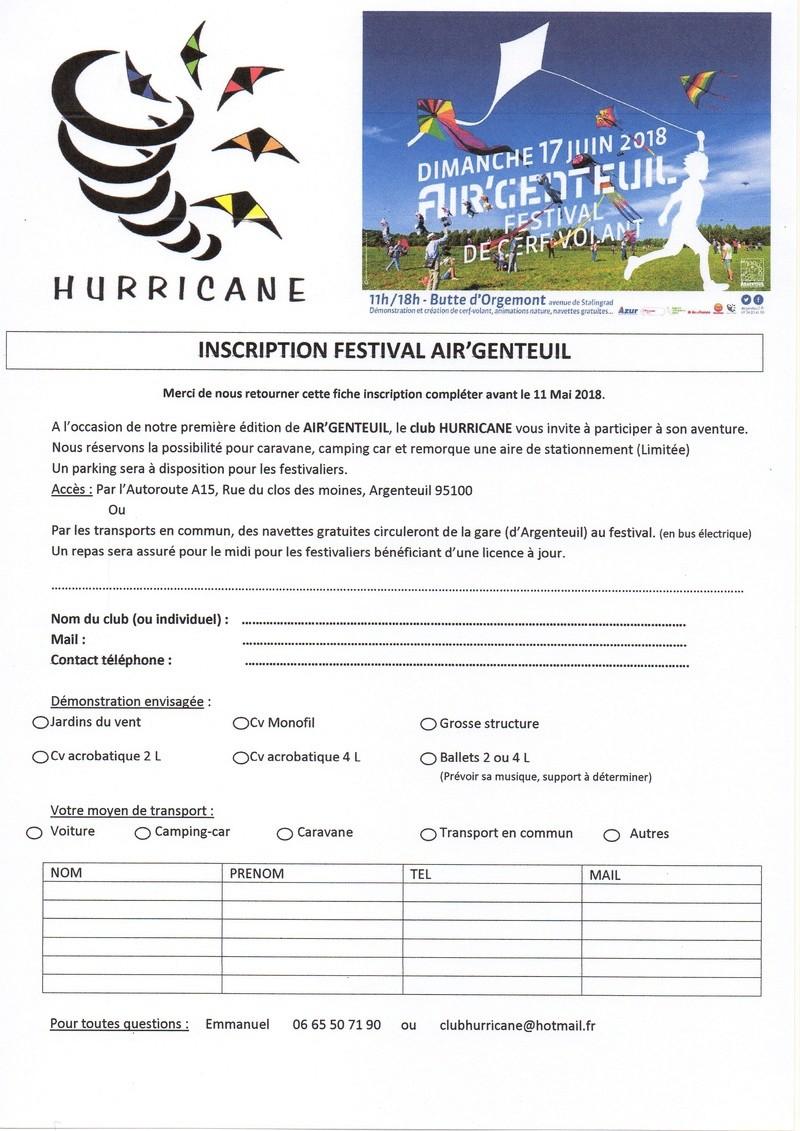 Festival du club HURRICANE AIR'GENTEUIL Inscri10
