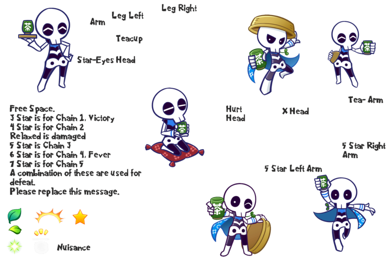 Puyo Puyo VS Modifications of Characters, Skins, and More - Page 2 Skelet10