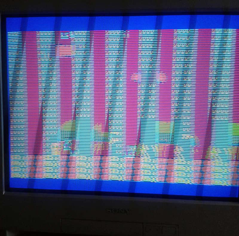 Problème affichage Master System 1, ce n'est pas le DIN :s 20180511