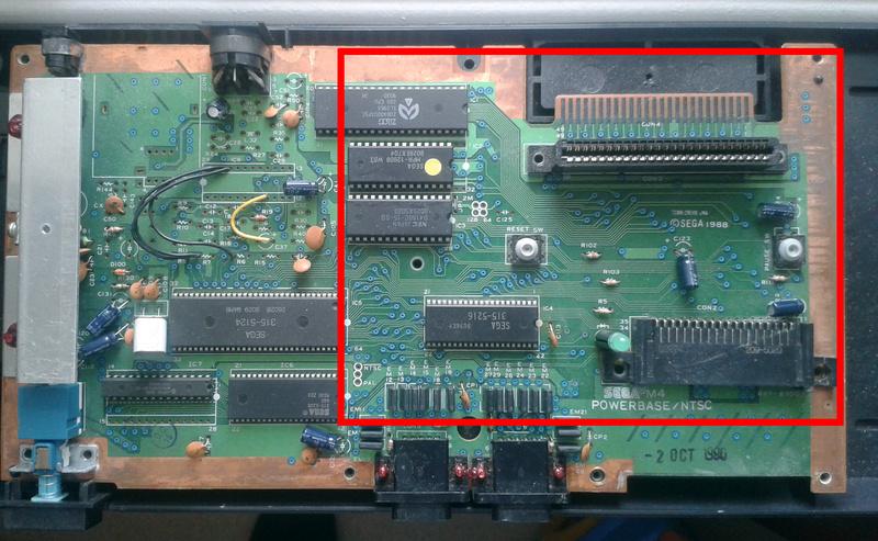 Problème affichage Master System 1, ce n'est pas le DIN :s 20180513