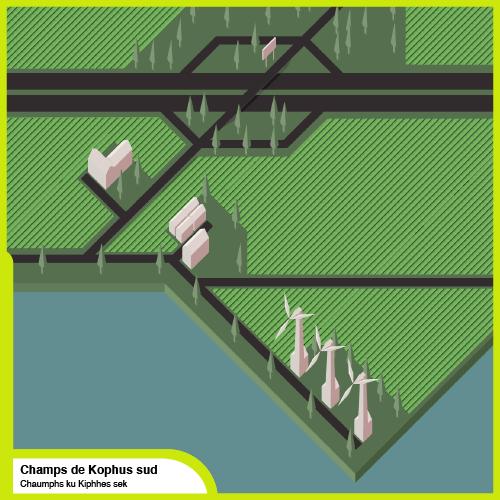 KOPHUS - Vue générale de la ville (p.2) Champs12