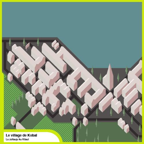 KOPHUS - Vue générale de la ville (p.2) Villag10