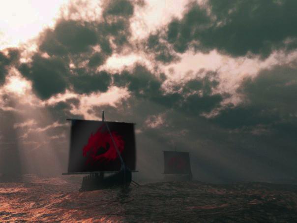 20.02.1254. Сталь и Огонь: Паруса и драконы 1011910