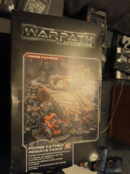 Vends Warpath (forge father et vermyn) 31900110